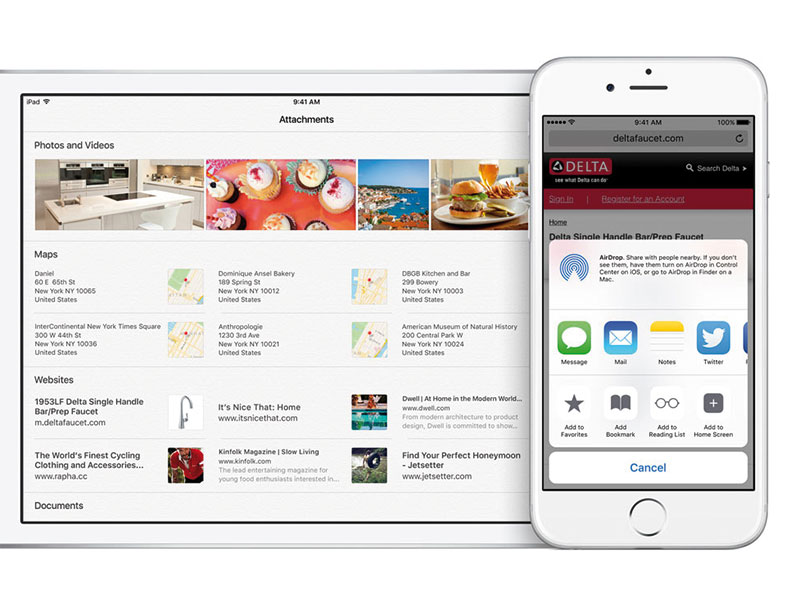 iOS-9-Notizen