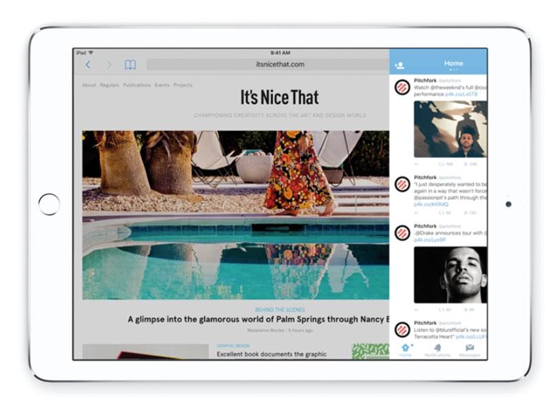iOS-Slide-over