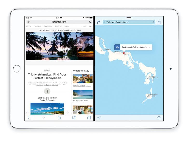 iOS-Split-View